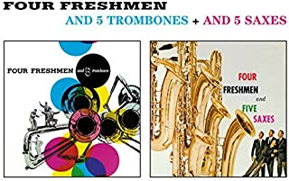 And 5 Trombones + And 5 Saxes by Four Freshmen (2012-05-22)