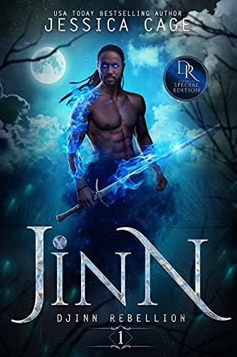 Jinn: An AA Post-Apocalyptic Fantasy (Djinn Rebellion Book 1)