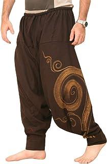 3f332d9c1 Amazon.es: ropa hippie - Pantalones / Hombre: Ropa