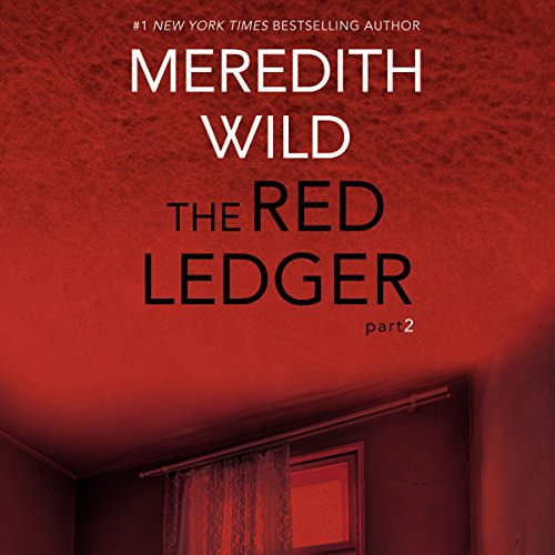 The Red Ledger: 2 audiobook cover art