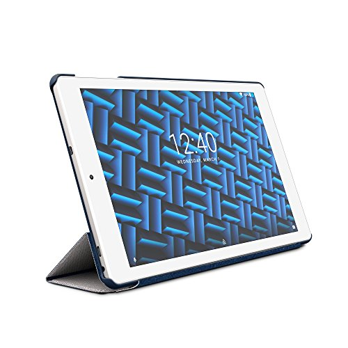 Energy Sistem Pro 4 - Funda para Tablet, Color Azul y Gris