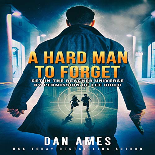 A Hard Man to Forget audiobook cover art