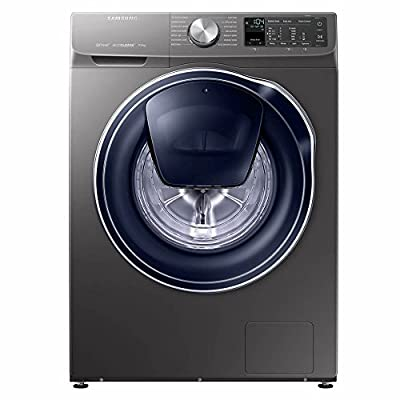 Samsung QuickDrive? & AddWash? WW90M645OPO 9kg 1400rpm Freestanding SMART Washing Machine - Graphite