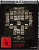 V/H/S - Eine mörderische Sammlung [Blu-ray]