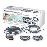 Appareil de massage à infrarouge MG 70 de Beurer | Masseur électrique parfait pour le dos, la nuque et les jambes |...