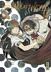 Witchcraft Works Edition simple Tome 14