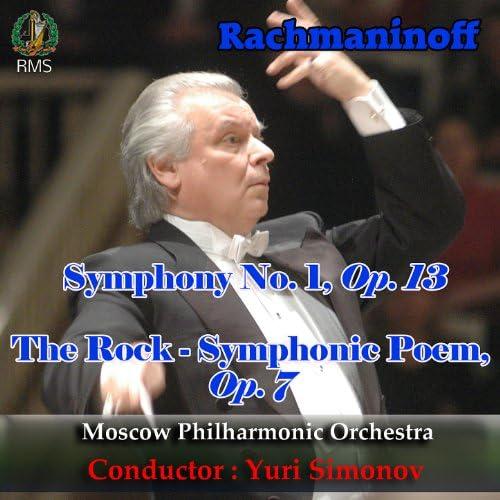 Moscow Philharmonic Orchestra, Yuri Simonov