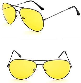 Amazon.es: Amarillo - Gafas de sol / Gafas y accesorios: Ropa