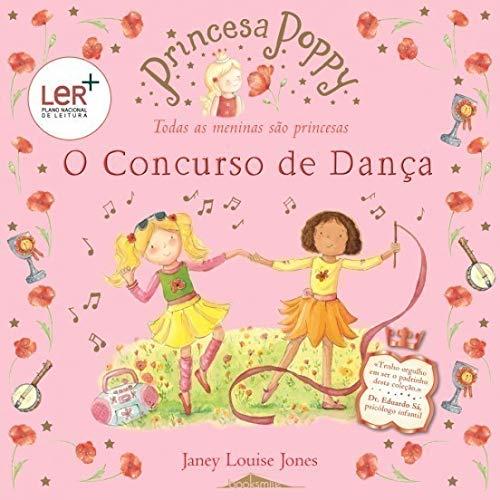 Princesa Poppy - O Concurso de Dança