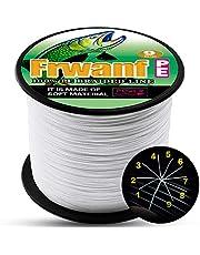 Frwanf PEライン 釣りライン 釣り糸 1.2号-20号 150m-1000m X9 9本編み