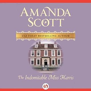The Indomitable Miss Harris audiobook cover art