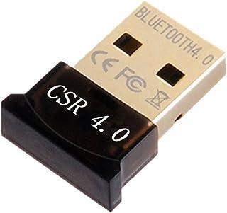 USB 4.0 Bluetooth アダプタ  ドングル CSR4.0+ EDR