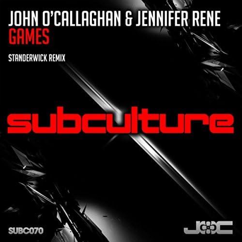 John O'Callaghan & Jennifer Rene