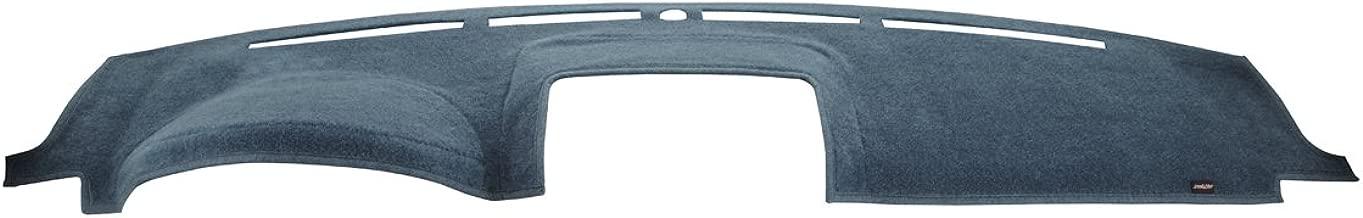 DashMat Original Dashboard Cover Triumph Spitfire (Premium Carpet, Dash Blue)