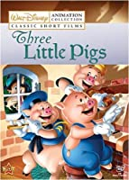 Disney Animation Collection 2: Three Little Pigs [DVD] [Import]