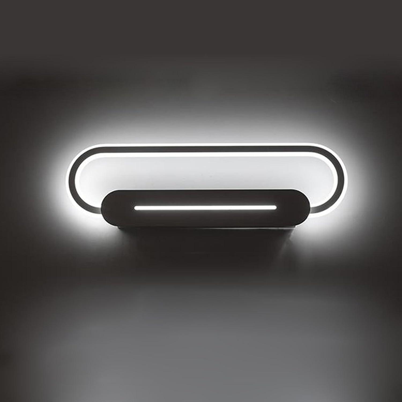 Spiegelleuchten LED Spiegel Scheinwerfer, Winkel verstellbar Badezimmer Badezimmer Anti-Fog Spiegel Schrank Lights Toiletten Modern Put die Scheinwerfer Badbeleuchtung (Farbe   Weies Licht-23w 60cm)
