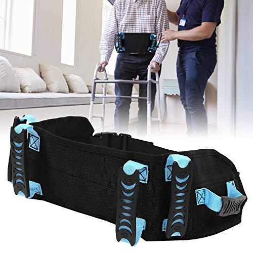 WEI-LUONG Gürtel Patient Taille Zugkraftgurt Ältere Gehen bewegen Übertragung Pflege Sicherheitsgurt Zahnspange Unterstützt Assist