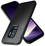 Kitoo Designed for Samsung Galaxy S9 Plus Case, Carbon...