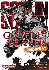 Goblin Slayer : Brand New Day Edition simple Tome 2