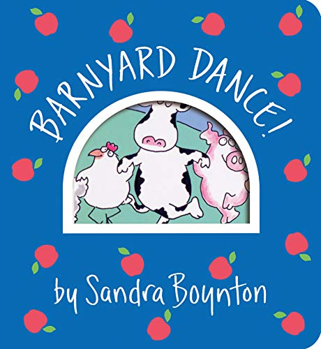 Barnyard Dance! (Oversized Lap Edition) (Boynton on Board)