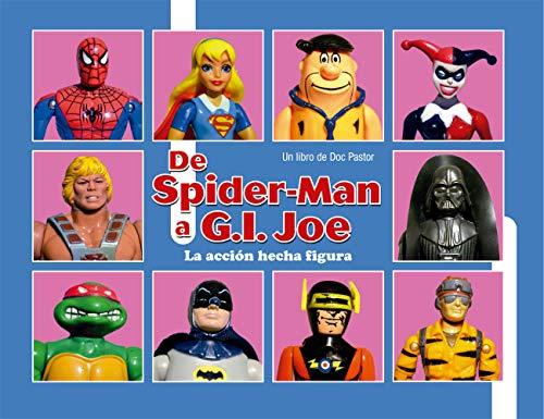 De spiderman a gijoe (la accion hecha figura), usado segunda mano  Se entrega en toda España