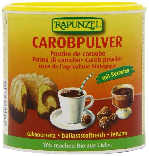 Rapunzel - RAI CARB - Boisson Petit Déjeuner Bio - Caroube Poudre Boite - 250 g