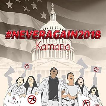 #NeverAgain2018