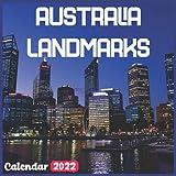 Australia Landmarks Calendar 2022: Australia Calendar 2022: 18 Months Australia Travel With Beautiful Scenes of Australia Calendar 2022 and Scenic Nature Wilderness of Australia Monthly Planner