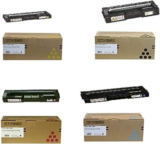 Refill Chip GELB für Ricoh SP C-250-SFw SP C-250-sf SP C-250-dn SP C-250-e