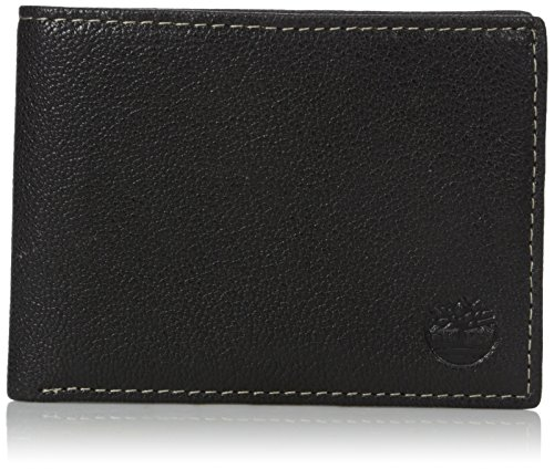 Leather Wallet With Rfid Blocking