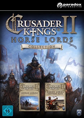 Crusader Kings II: Horse Lords Collection [PC Code - Steam]