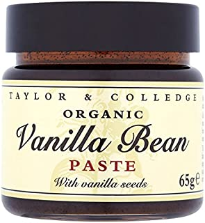 Taylor & Colledge Vanilla Bean Paste (65g) - Pack of 2