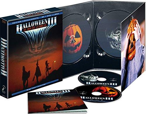 Halloween III El Dia De La Bruja Blu-Ray Edición Coleccionista [Blu-ray]