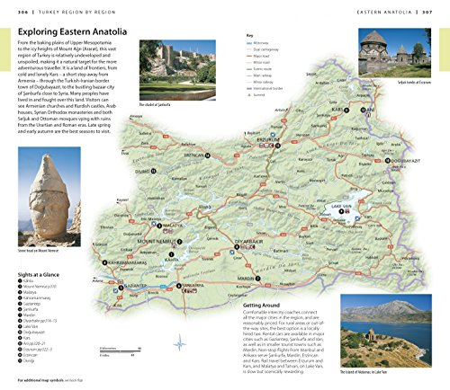 DK Eyewitness Turkey: 2016 (Travel Guide) - 51WeqYlxvKL