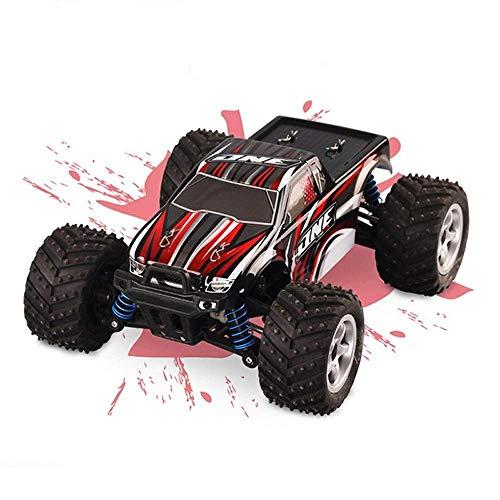 Eléctrica de Big Monster Neumático de alta velocidad del coche de RC, 4WD todo terreno de 4 canales RC Car Racing, recargable 20 kmh RC Buggy for adultos, la Navidad Niños control remoto de coches de