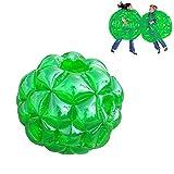 FXQIN Bubble Ball para Adultos, 1PCS Bumper Ball Bola Inflable de la Burbuja del Cuerpo, Bola de Parachoques del Sumo para los Juegos al Aire Libre de la Bola del Juego de los niños, 90cm