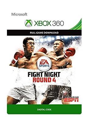 Fight Night Round 4 [Xbox 360 - Download Code]