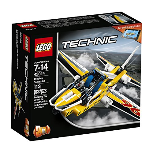 LEGO Technic Display Team Jet...