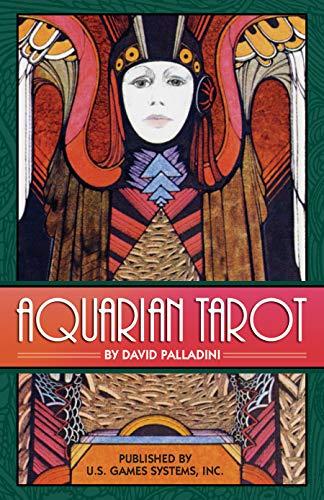 Aquarian Tarot Deck (Tarots Anglais)