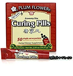 top 10 slim pills chinese Medicinal Pills (Stick Packs) -Kannin One-Economy-Mayway Plum Flowers (50 Packs)