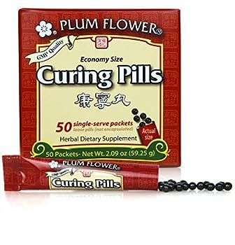Curing Pills  Stick Pak  - Kang Ning Wan - Economy - Plum Flower by Mayway  Pack of 50