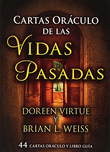 Cartas Oráculo De Las Vidas Pasadas: 44 cartas oráculo y libro guía