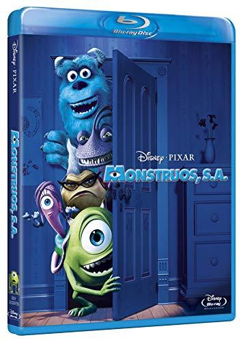 Monstruos, S.A. [Blu-ray]