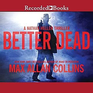 Better Dead audiobook cover art