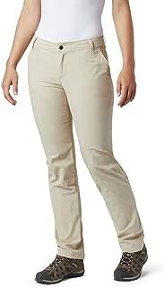 Columbia Women's Silver Ridge 2.0 Pants, Beige (Fossil 160), 4