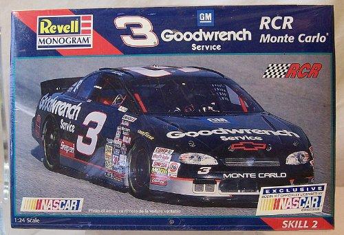 Revell-Monogram Dale Earnhardt Goodwrench Plus Monte Carlo Kit