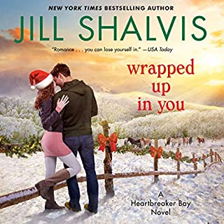 Wrapped Up in You audiobook cover art