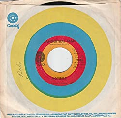45vinylrecord Neanderthal Man/You Didn't Like It Because You Didn't Think Of It (7