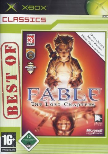 Fable - The Lost Chapters - Xbox Classics