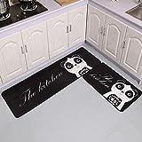 Alfombrillas de Cocina Modernas, Alfombrillas de Entrada a la...